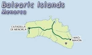 Maps of balearic island, islas baleares map for planning your ...